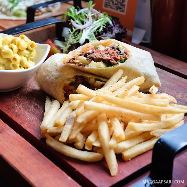 Burritos El Machote Jakarta