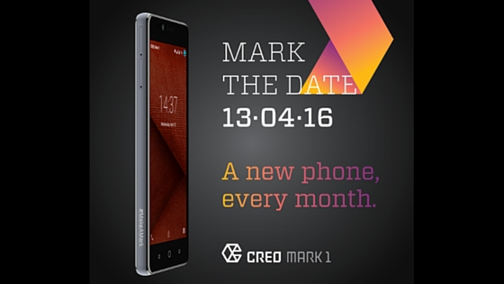Creo Mark 1 launch date