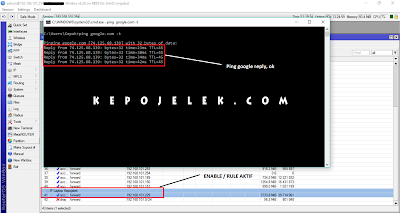 Cara Blok IP Address Tertentu di Mikrotik | Blok per Network