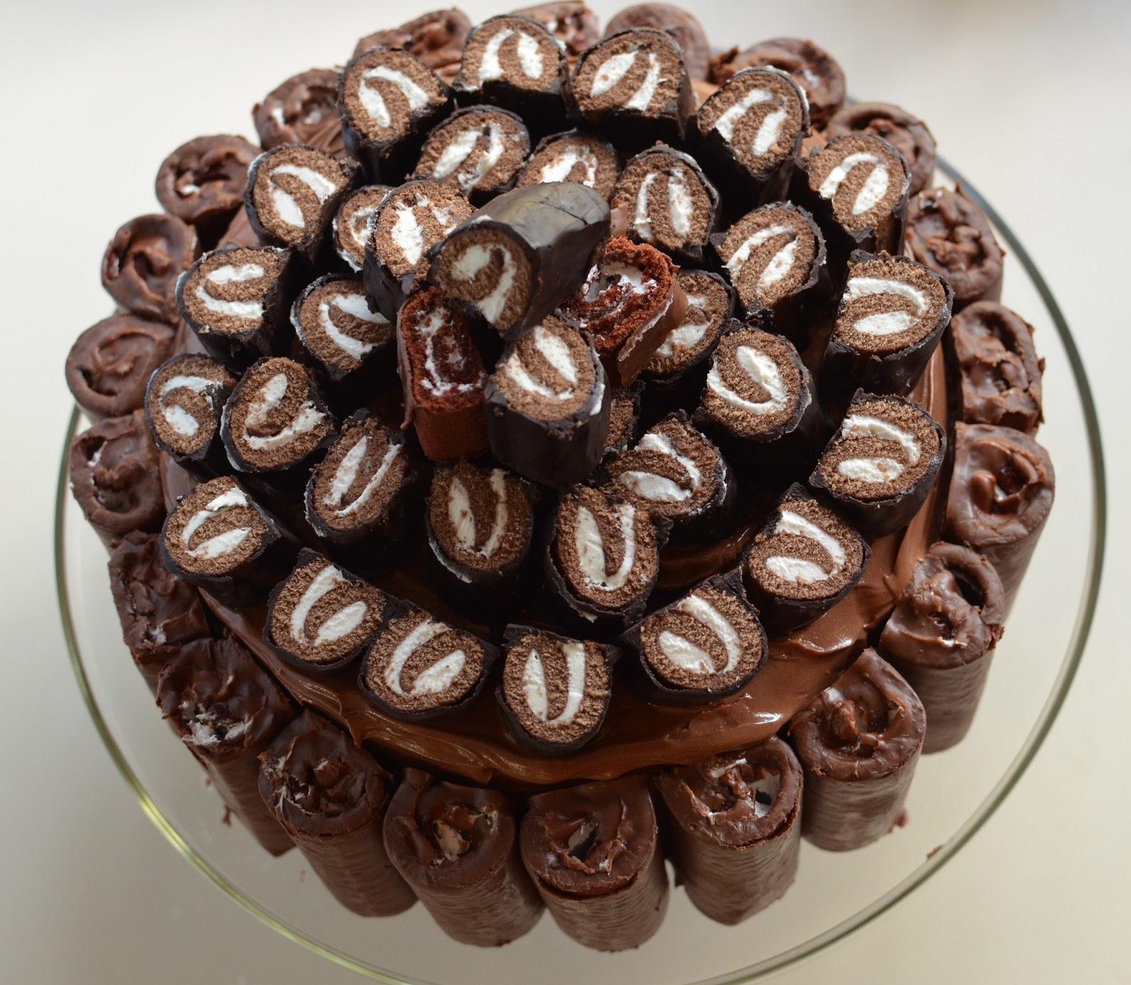 Hohos Coffee Chocolate Cake