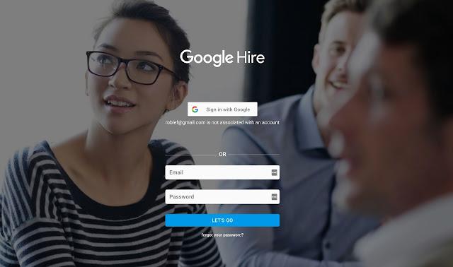 جوجل تطلق تطبيق Hire لمساعدة الشركات على التوظيف و منافسة LinkedIn