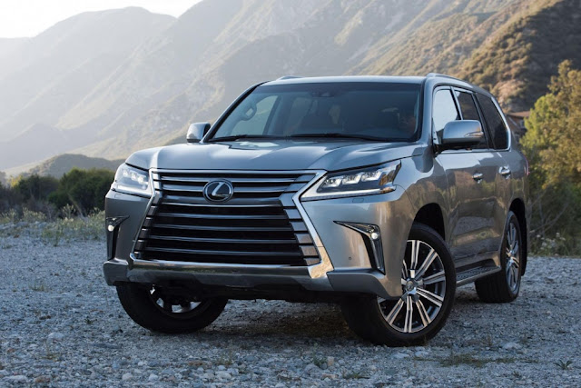 2016 Lexus LX 570 Owners Manual Pdf
