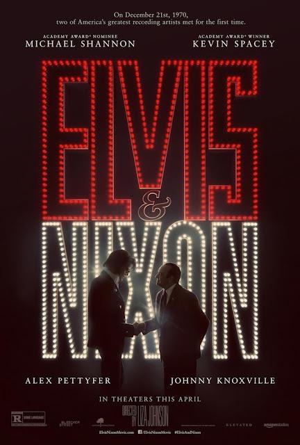 Elvis y Nixon