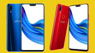 Vivo Z1 Launched Check Price, Features & Full Specs