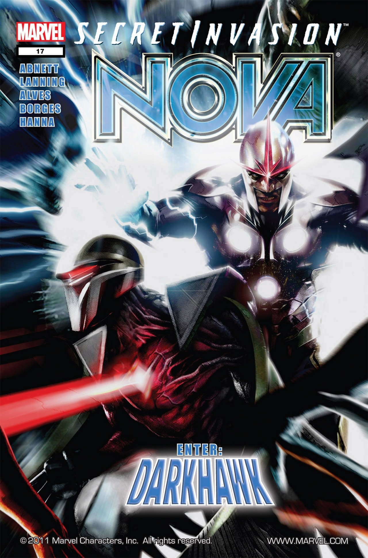 Nova (2007) issue 17 - Page 1