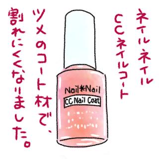 ©さんがつ日記 ネイルコート