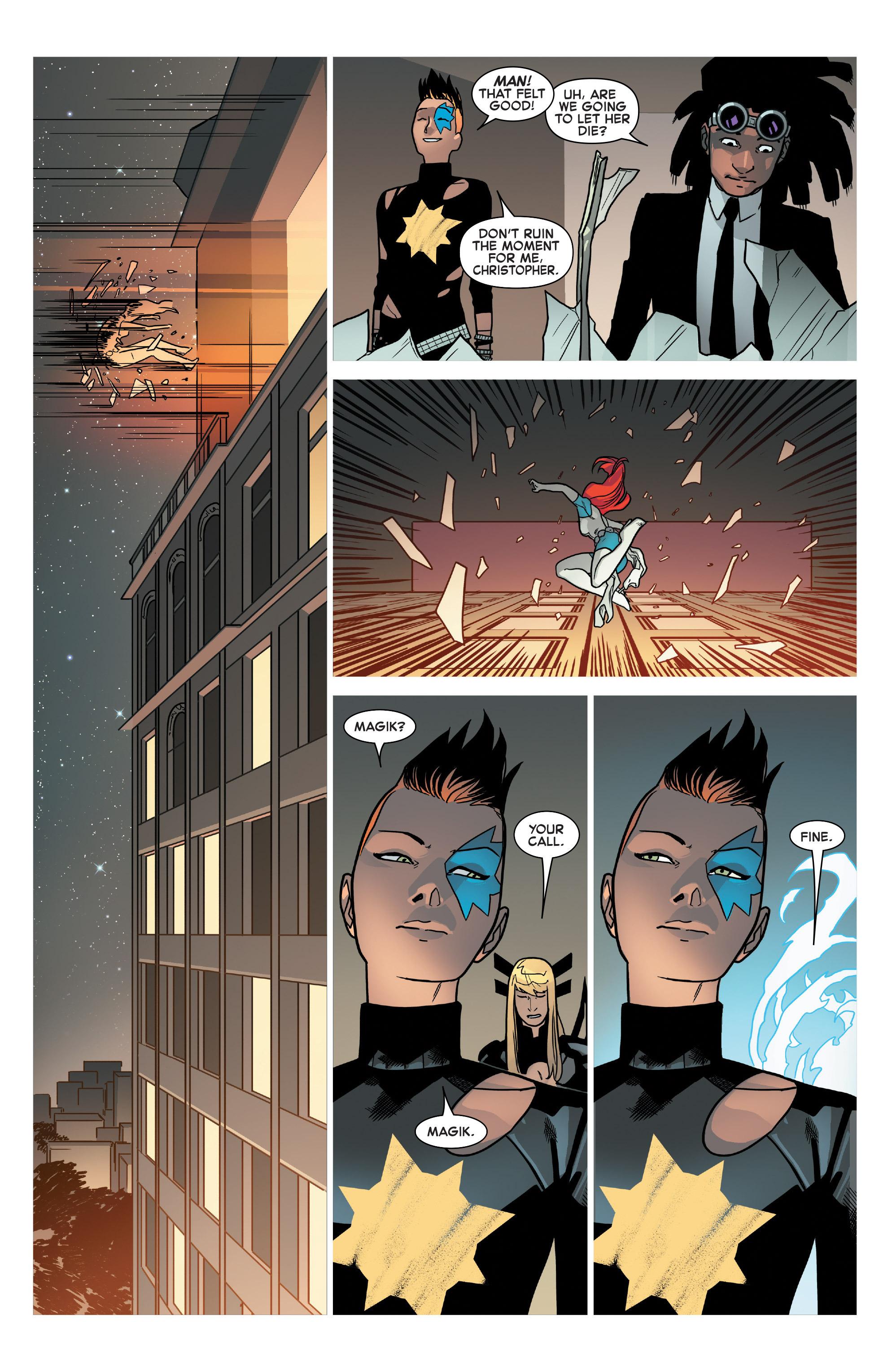 Read online Uncanny X-Men (2013) comic -  Issue #34 - 13