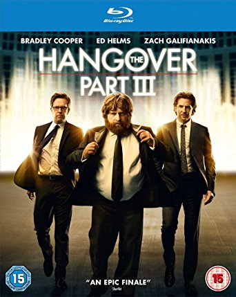 Free Download The Hangover Part III (2013) Dual Audio Hindi  BluRay 300mb