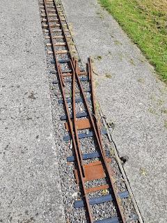 Miniature Railway in Thorne Memorial Park