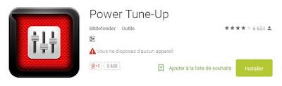 أفضل تطبيقين للأندرويد للحفاظ على بطارية الهاتف Power Tune-up