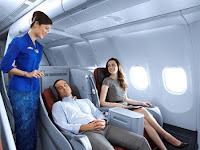 7 Maskapai Penerbangan Dengan Pelayanan dan Kenyamanan Terbaik di dunia