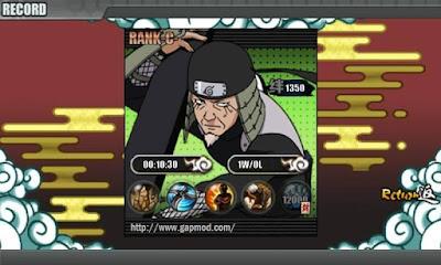 Download Naruto Senki v1.17 First 2 Apk