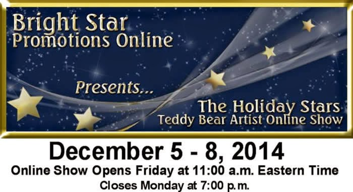 http://www.bright-star-promotions.com/OnlineShow/HolidayStars-Dec2014OnlineTeddyBearShow.htm