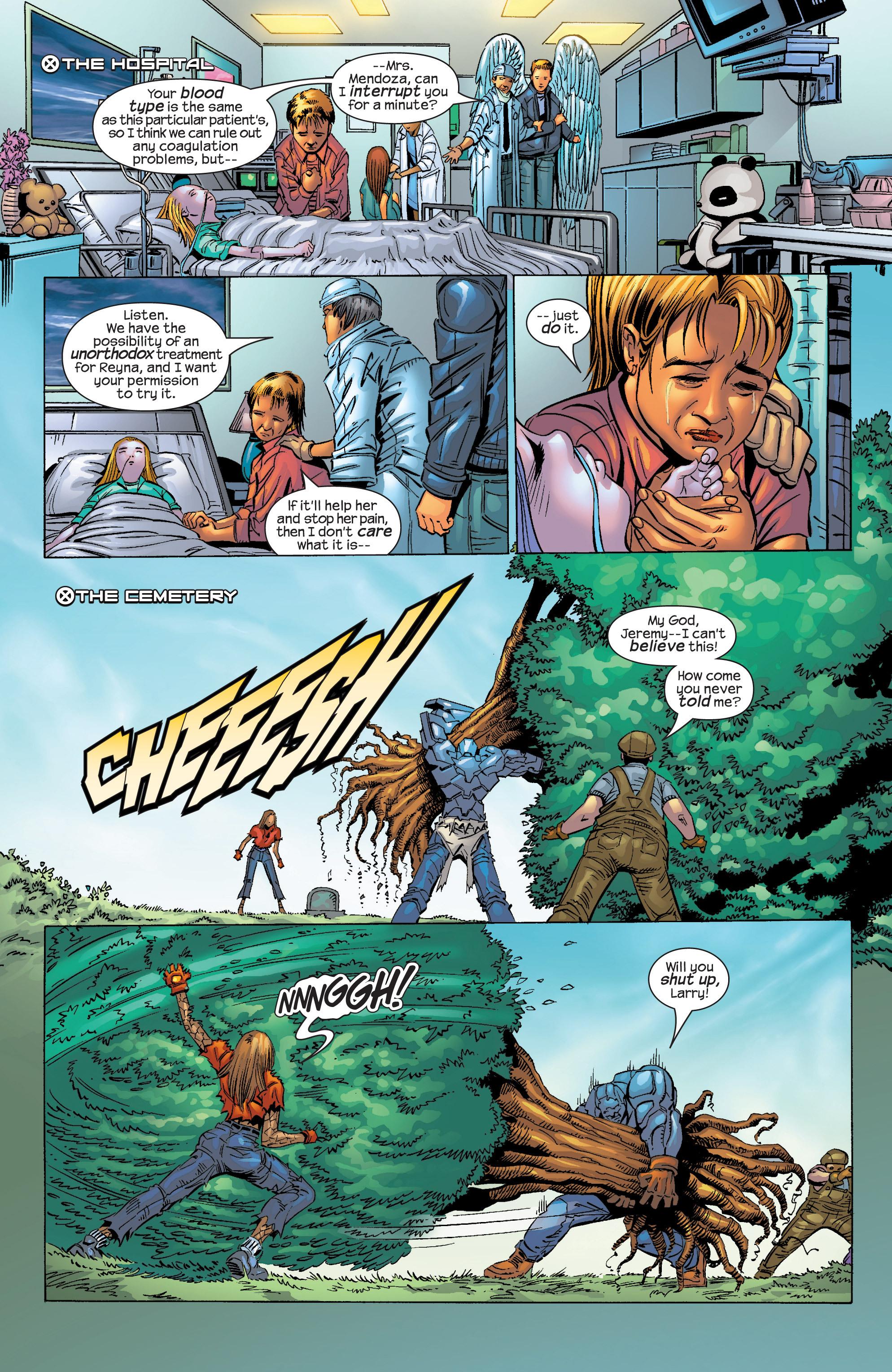 Read online Uncanny X-Men (1963) comic -  Issue #427 - 19