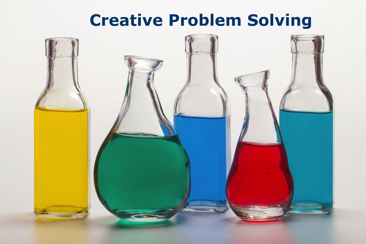 "The New Book ""Problem-Solving Master"" Chapter 3: Creative"