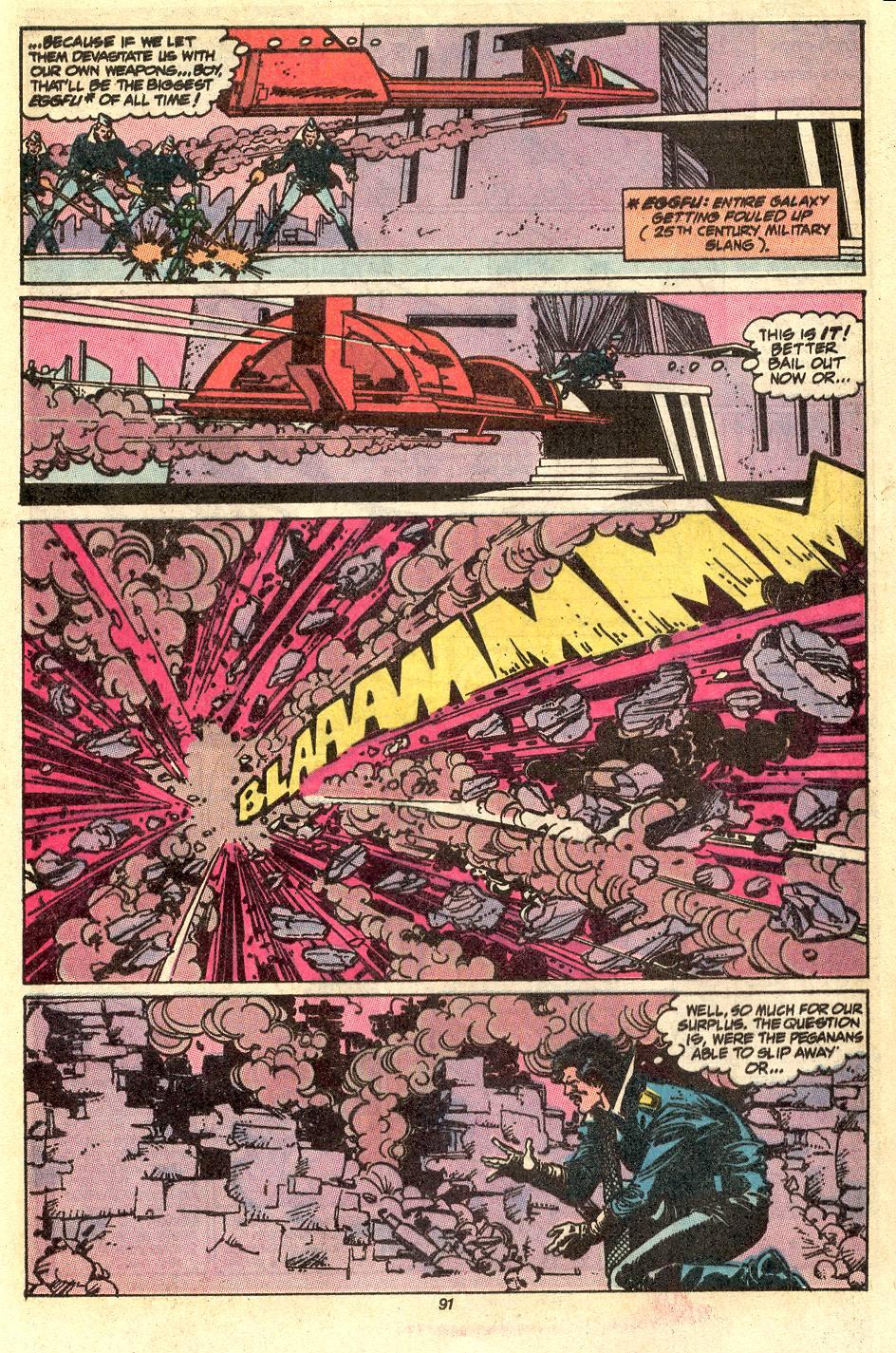 Read online Secret Origins (1986) comic -  Issue #50 - 94