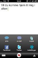 Hjælpemuligheder til læse/skrivesvage på ipad/iphone/ipod