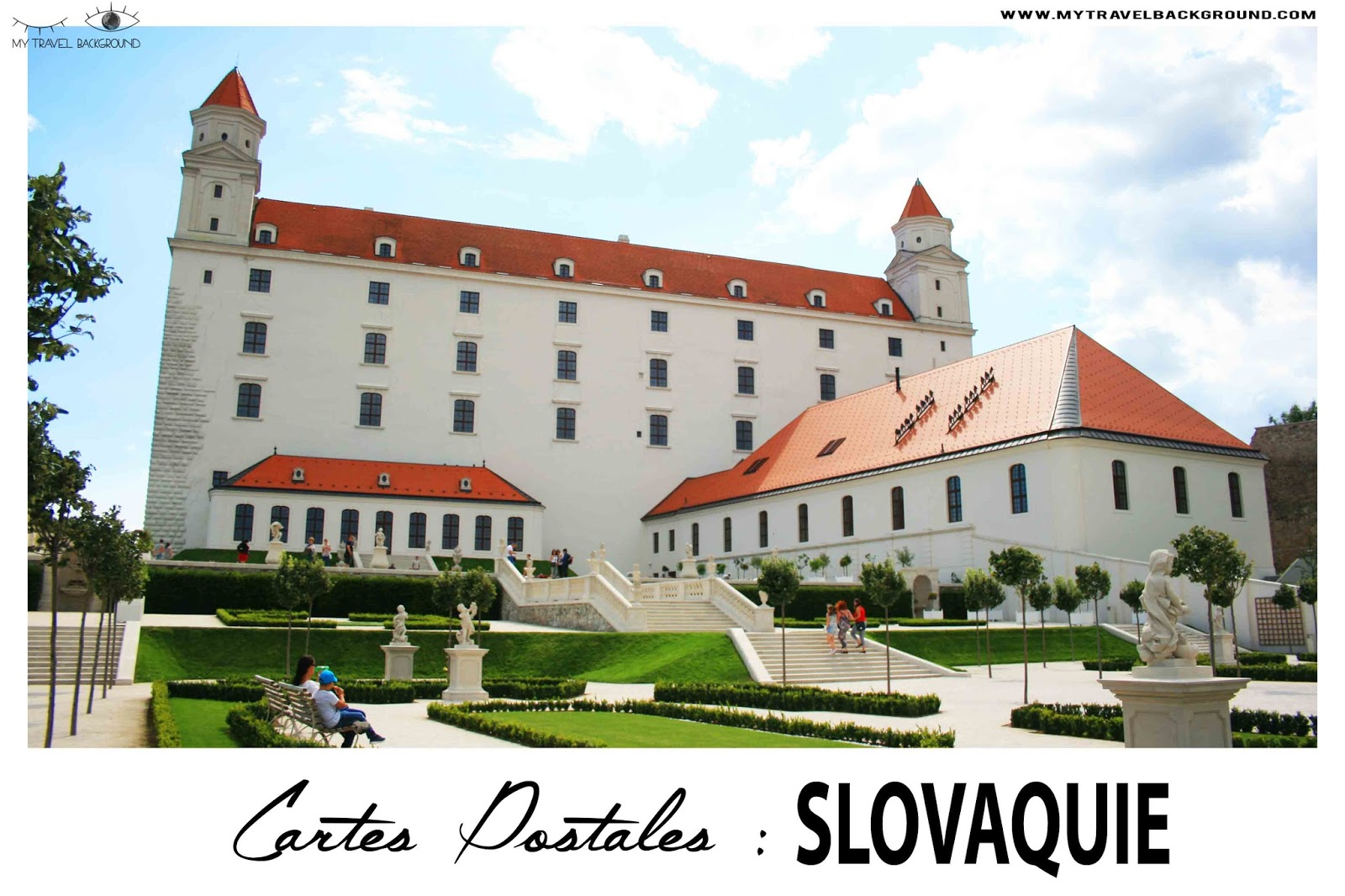 My Travel Background : cartes postales de Slovaquie