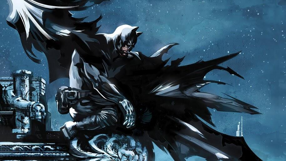 Batman, Watching, 4K, #6.2378