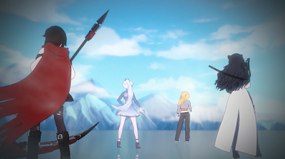 Thoughts on RWBY Volume 4 — Relatively spoiler free