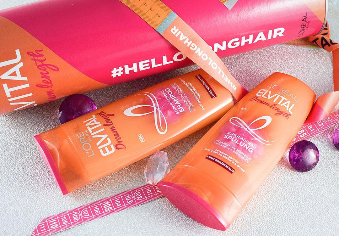 Elvital Dream Length Shampoo, Elvital Dream Length Spülung, Review