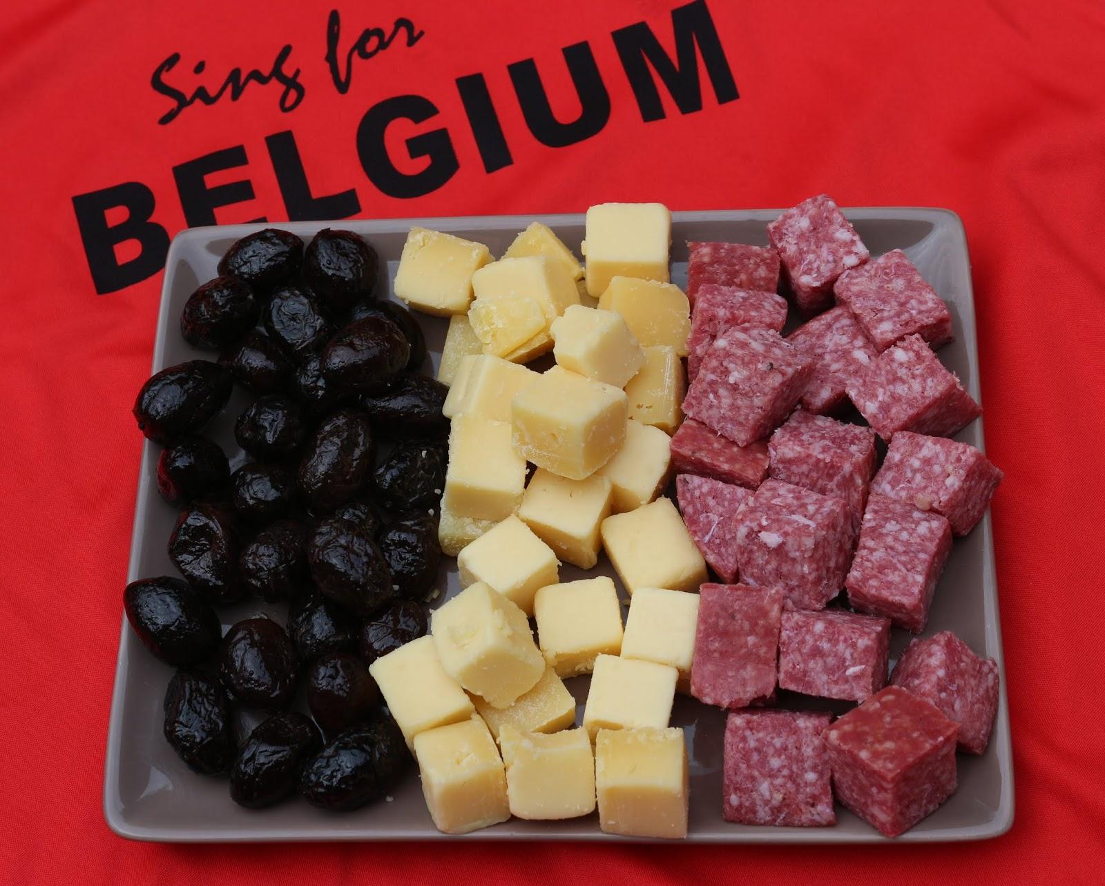Afbeeldingsresultaat voor unieke originele belgische vlag