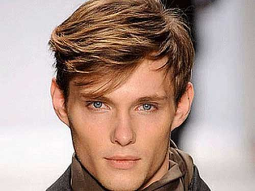 47 Cool Hairstyles For Straight Hair Men