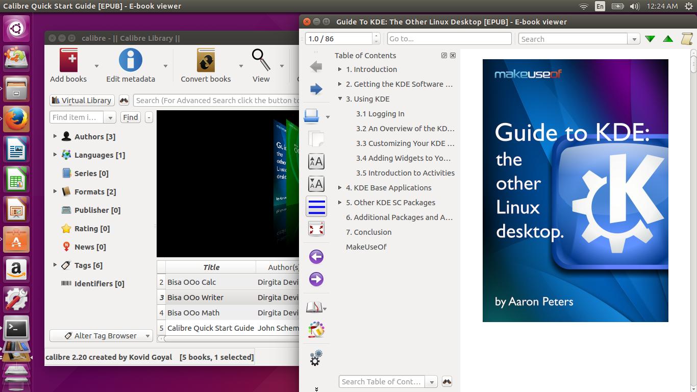 Ubuntu Buzz !: How To Install Calibre on Ubuntu 15 04
