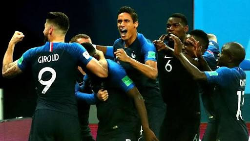 2018 World Cup Final: France 4 Vs Croatia 2 | Titiloye Timothy's Blog