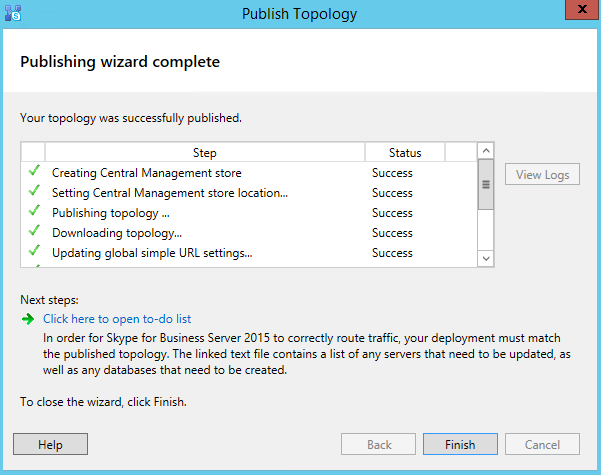 How To Deploy Skype For Business 2015 - TECHSUPPORT