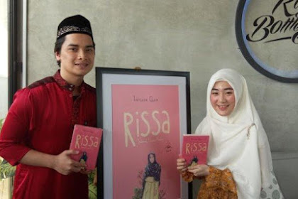 Istri Muhammad Alvin Faiz, Larissa Chou: Chinesse Juga Bisa Berhijab