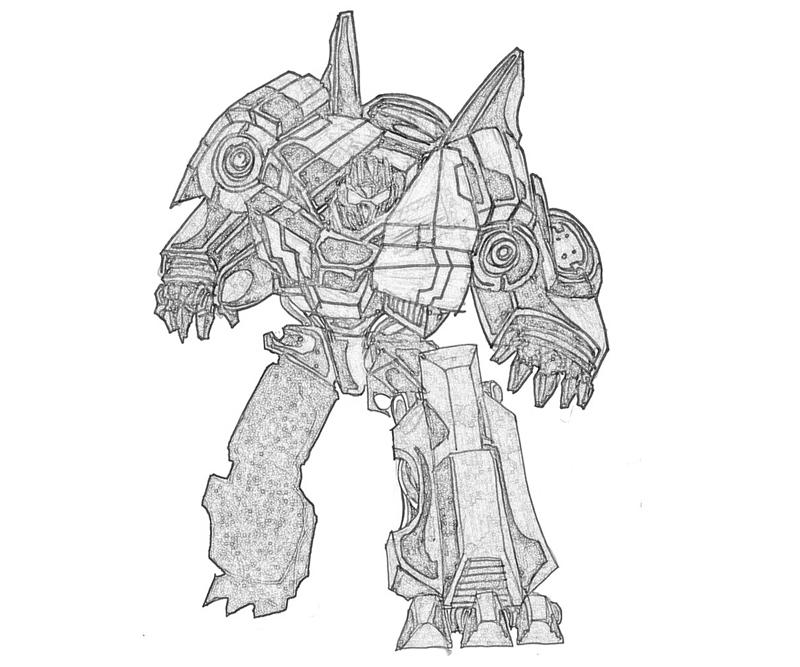 transformers coloring pages grimlock wallpaper - photo #22