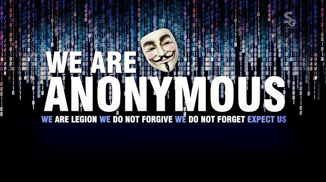 Ngeri, Begini Isi Peringatan Terakhir Anonymous Asli Buat para Buzzer Ahok