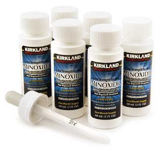 Cara menumbuhkan jenggot dengan minoxidil