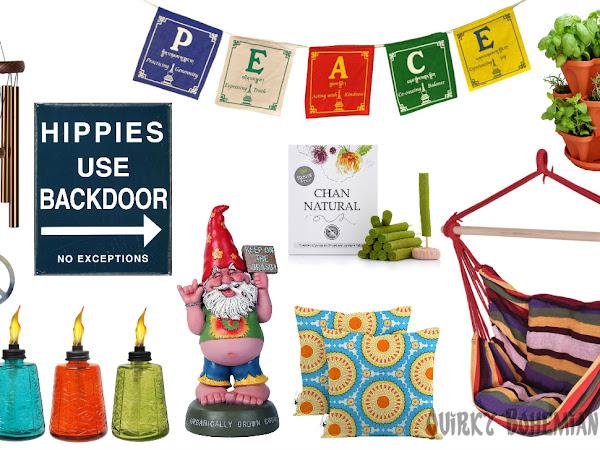 Your Summertime Hippie Porch Essentials