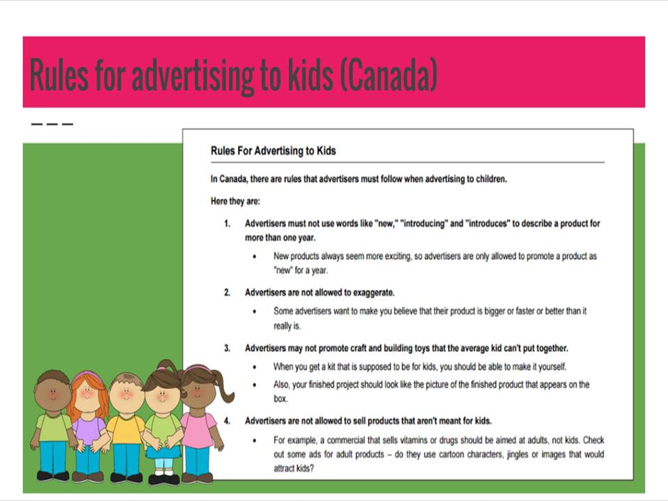 advantages of the childrens advertising review unit caru The children's advertising review unit (caru) of the council of better business bureaus is the children's component of the advertising industry's self-regulation system caru publishes self-regulatory guidelines for children's advertising.