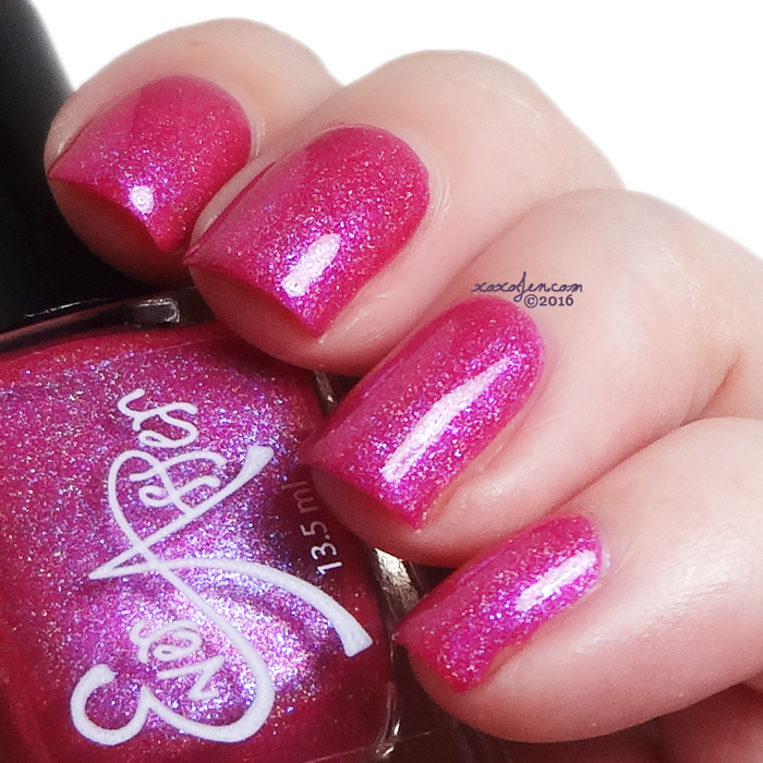 xoxoJen's swatch of Ever After Popular