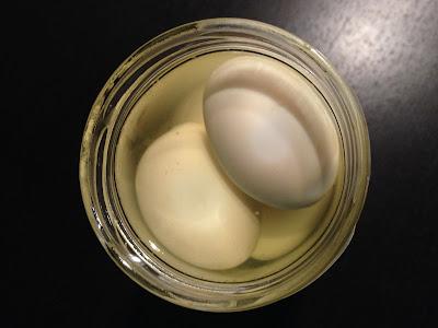 Huevos duros en vinagre - HUevos duros - Receta de huevos duros en vinagre de Estados Unidos - Minnesota - el gastrónomo - el troblogdita - el fancine - ÁlvaroGP - SEO