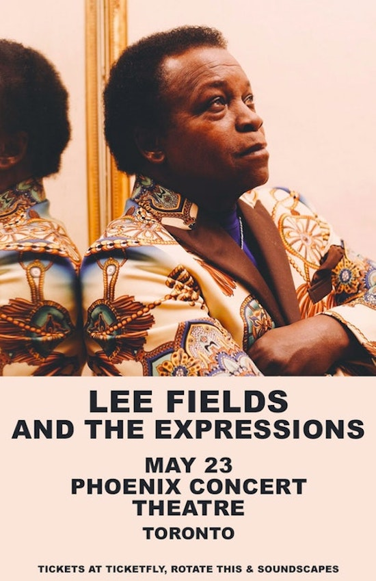 Lee Fields & The Expressions @ The Phoenix, Thursday