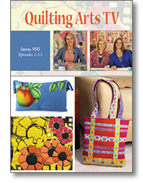 Twisted Sister Quilting Arts Tv Series 900