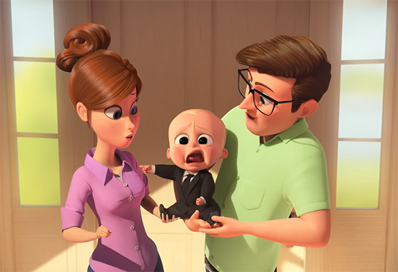 The Boss Baby's Lesson : Nothing is Constant - Blogging is