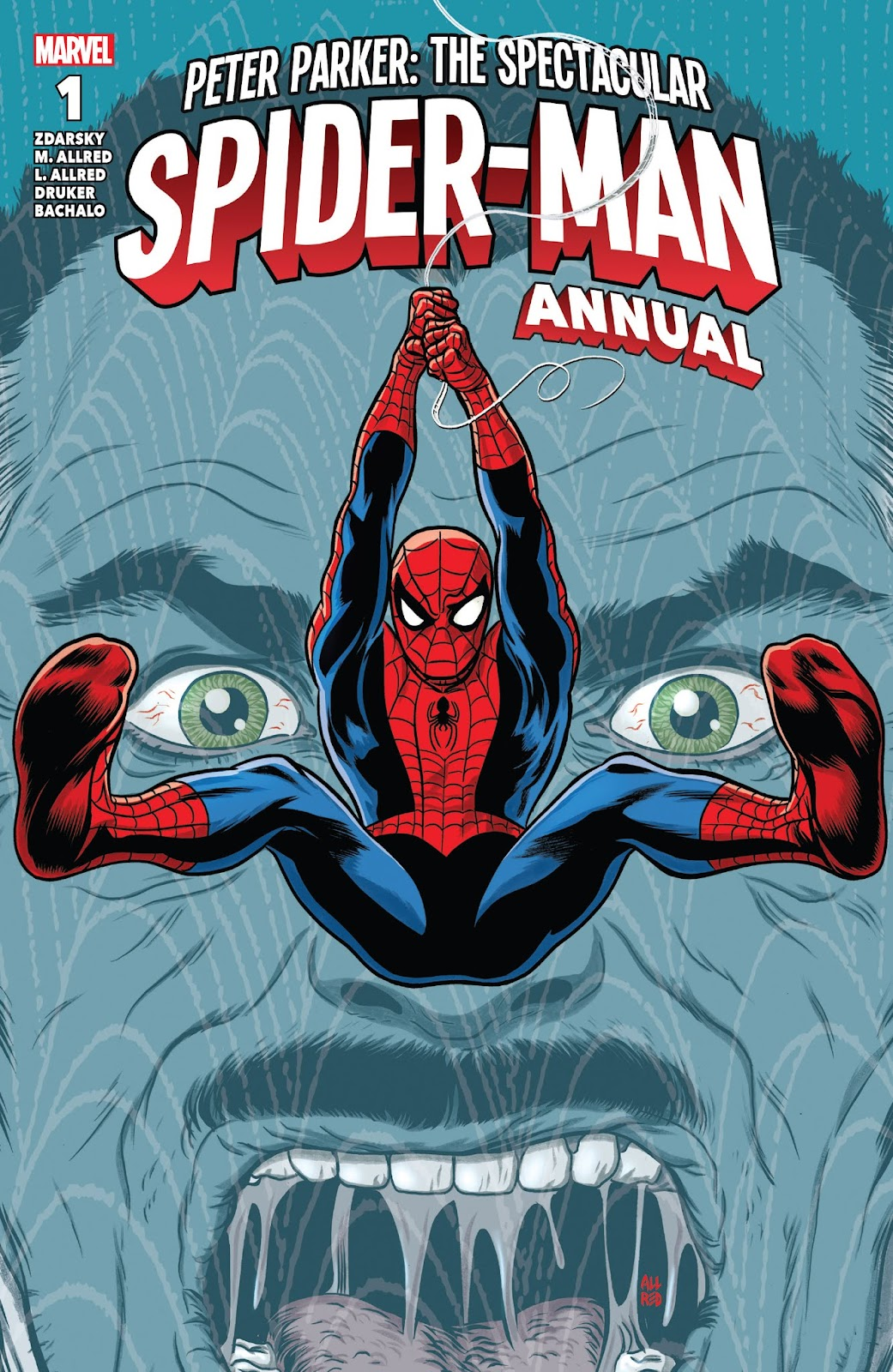 The Amazing Spider Man Annual 16
