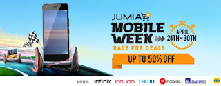 mobile-week Only 3 Days to Cross! Race for Deals in the Jumia Mobile Week 2017 Root