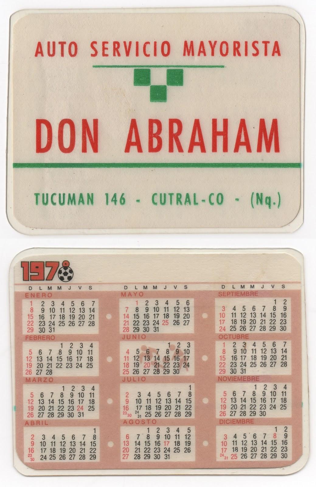 Calendario De 1978.Calendarios De Bolsillo Calendario De 1978