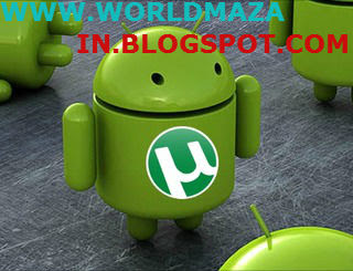 UTORRENT FOR ANDRIOD MOBILE