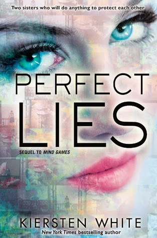 Ich lese im Moment Perfect Lies von Kiersten White