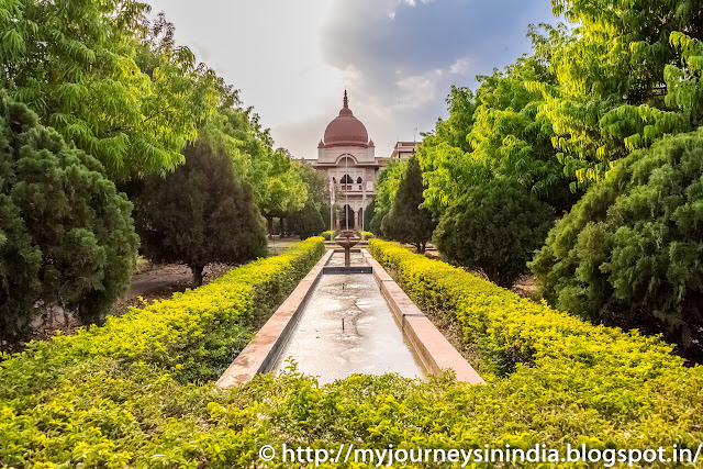 Sandur Shiva Vilas Palace Hotel
