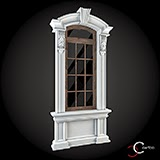 profile decorative exterior pentru fatade ancadramente polistiren exterior case clasice win-048