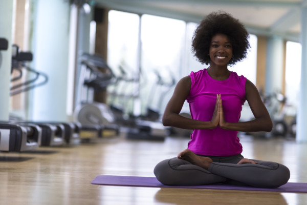 5 Things You Didn't Know Yoga Could Do For Your Body by Nkem Ndem