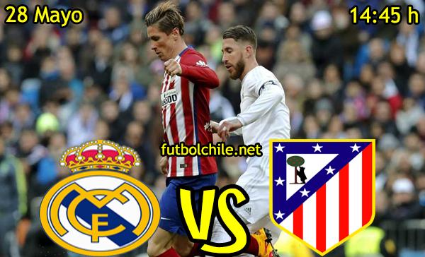 VER STREAM RESULTADO EN VIVO, ONLINE: Real Madrid vs Atlético Madrid